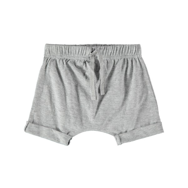 Baby Normal Short Style Medium Grey